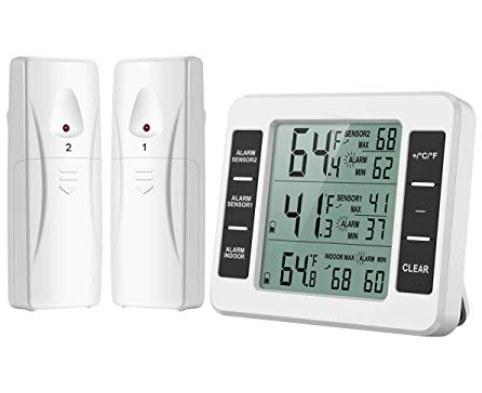 3fach Funkthermometer